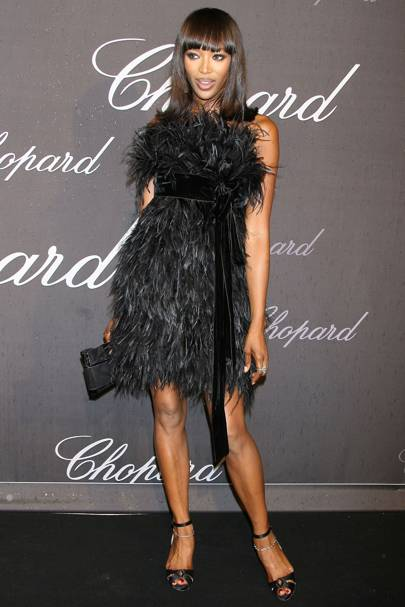 Naomi Campbell - Cannes 2007