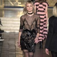 The catwalk trend: Rebellious streetwear