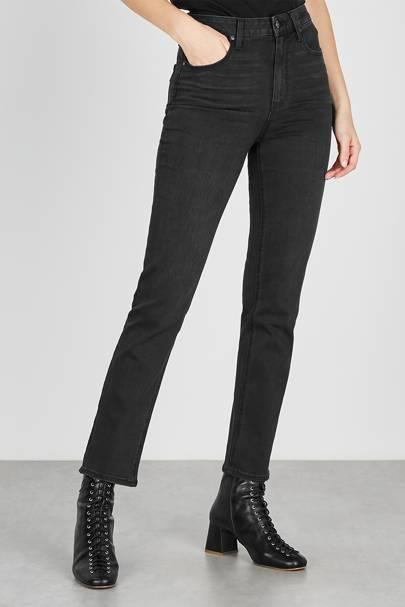 Best Black Jeans - Stretch Denim