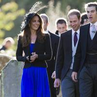 Kate Middleton – Blue Hue