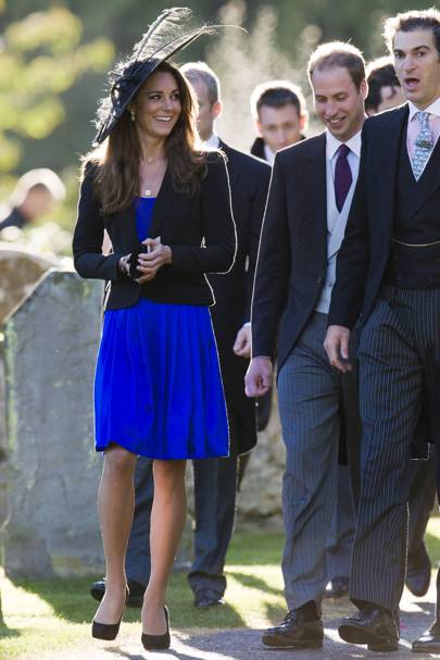Kate Middleton – Feeling Blue