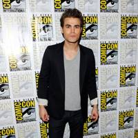 Paul Wesley at Comic-Con 2012
