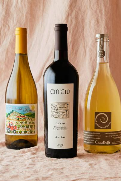 Valentine's Day gifts for her: the organic wine