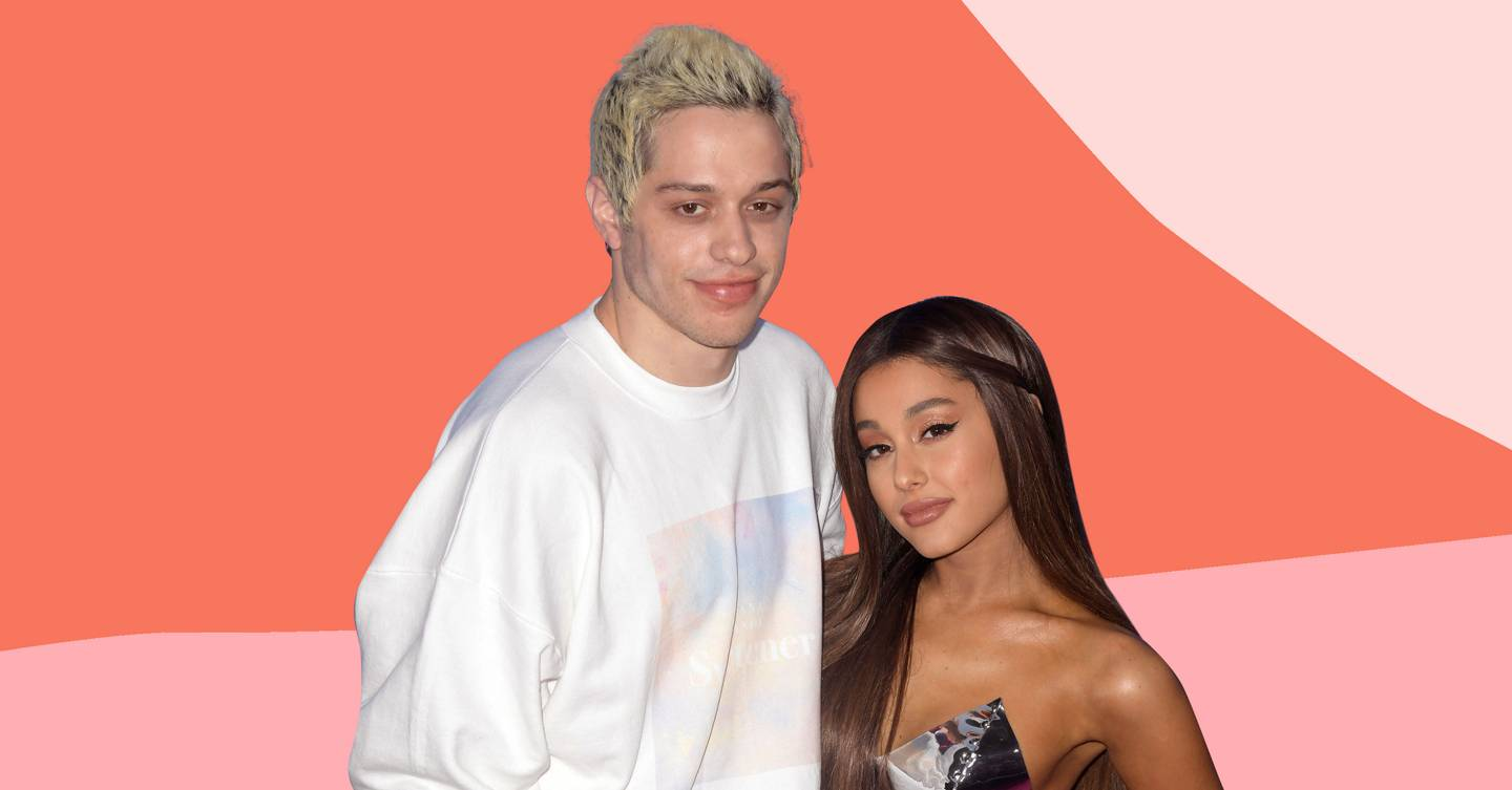 Who is ricky that ariana dated