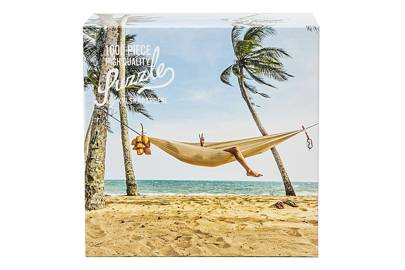 Best jigsaw puzzles for adults: the beach lover