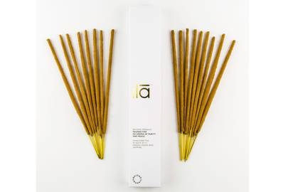 4th June: Incense for an Aroma of Purity and Peace, £12