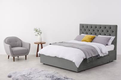 Made.com Black Friday deals 2020: the quilted double bed