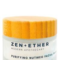 Purifying Nutmeg Facial Mask Powder by Zen + Ether