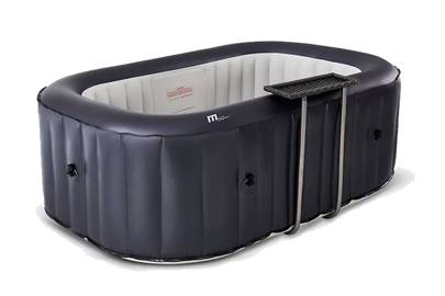 Rectangle inflatable hot tub