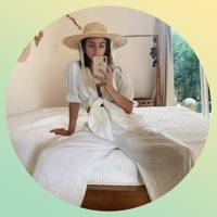 This is the chic, sustainable label all your favourite influencers are wearing on Instagram this summer