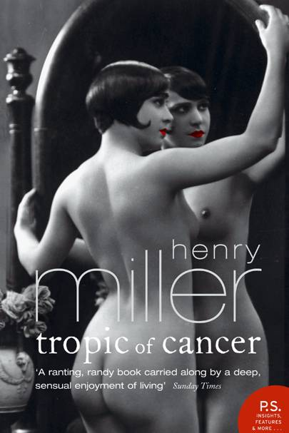 Tropic of Cancer by Henry Miller - The Banned Book