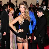 Gisele Bundchen at the Met Gala