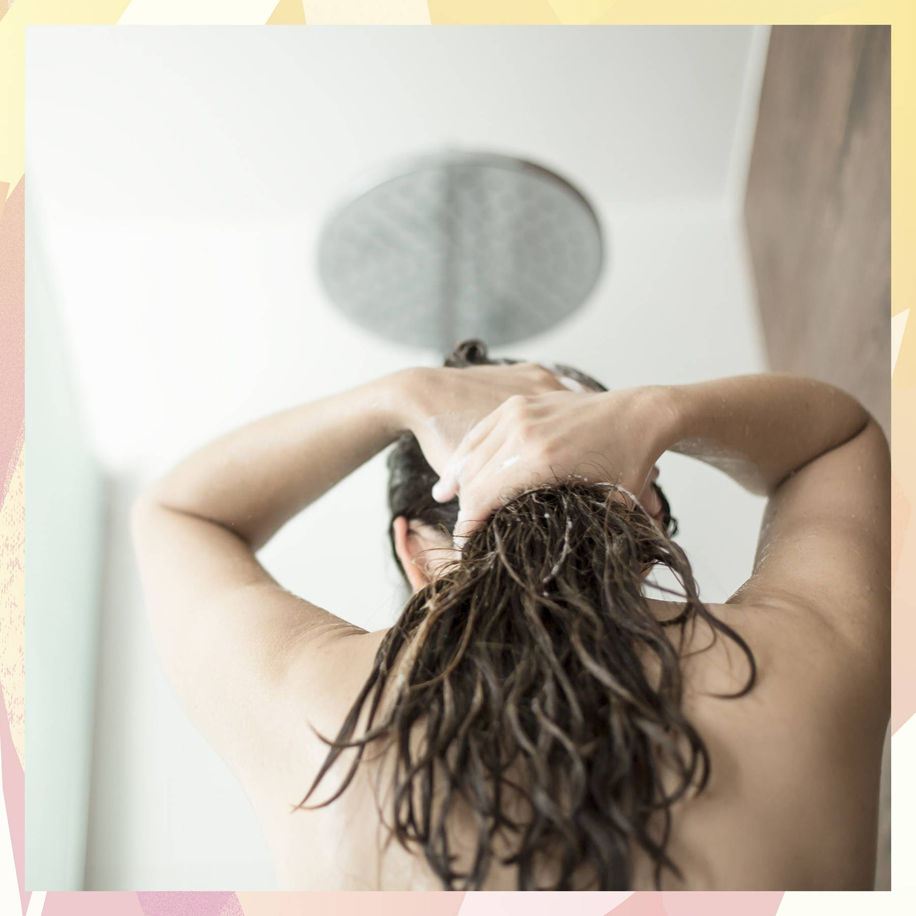 The secret to stopping your hair clogging up the plughole involves completely changing your hair washing regime