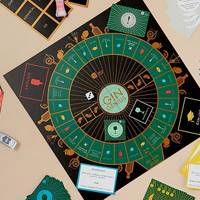 Gin gift sets: the gin board game