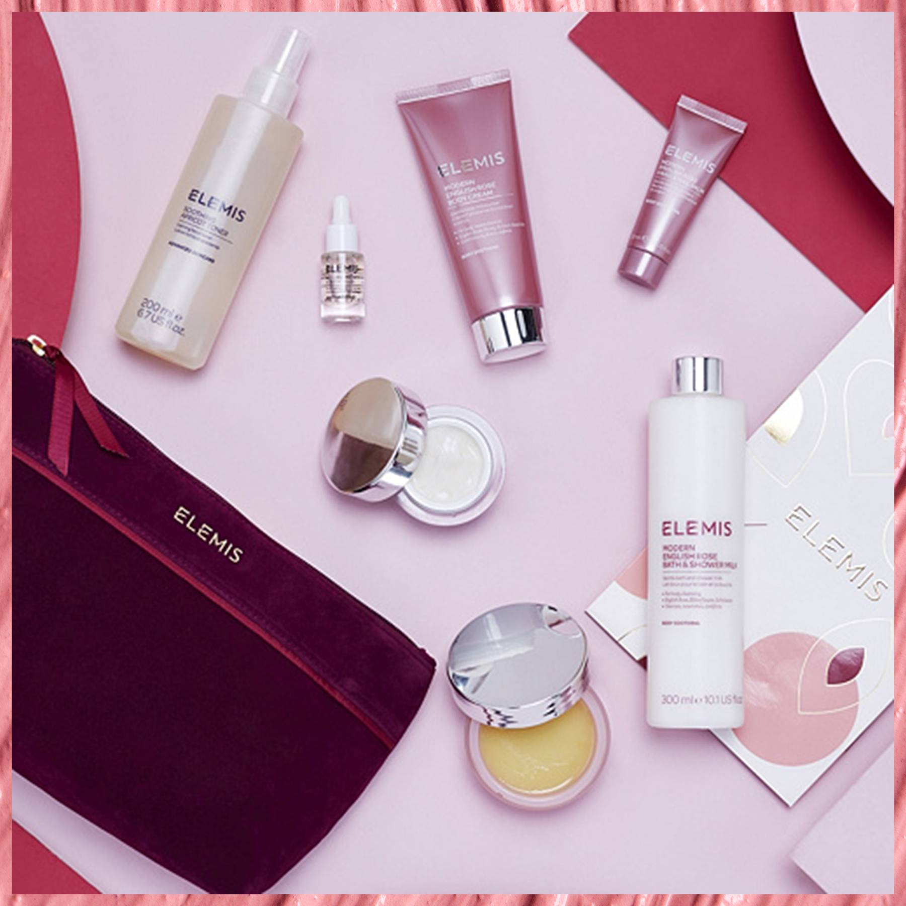 Over 35,000 of these Elemis sets have sold in 24 hours (making it the fastest-selling beauty collection ever!)