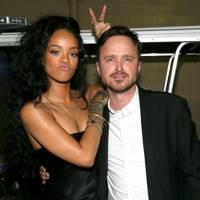 Aaron Paul & Rihanna