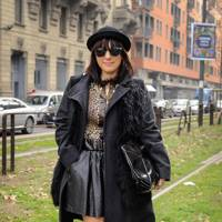 Erika Swan, Blogger, Milan