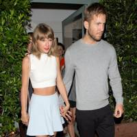 June: Calvin Harris & Taylor Swift