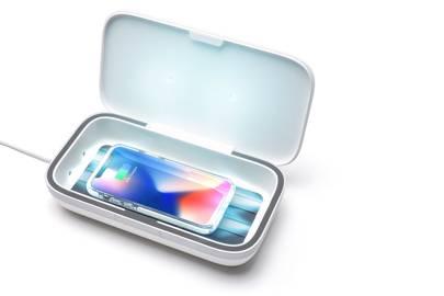 Best all-round UV phone sanitiser