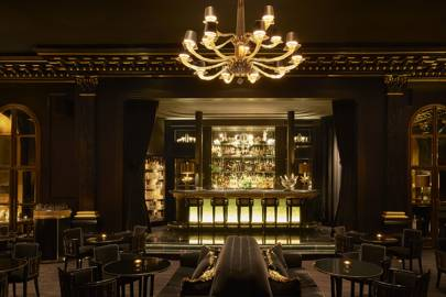 Glamour Review The Cocktails At Beaufort Bar Savoy Hotel