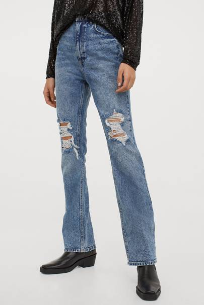Best Flared Jeans - H&M