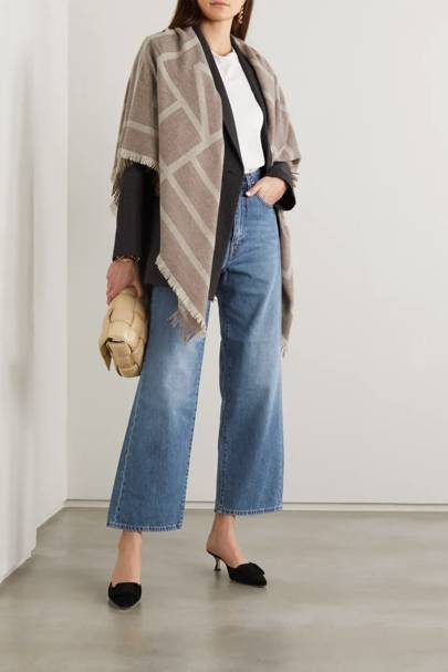 Best high-waisted jeans: Toteme