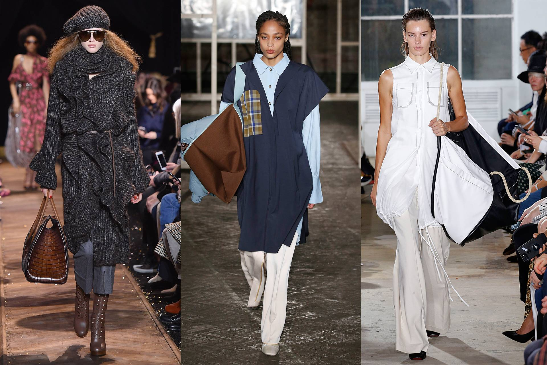 Autumn Winter 2019 Fashion Trends 11 Things We Ll Be Wearing Glamour Uk