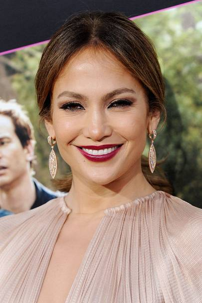 Jennifer Lopez Look Book Celebrity Hair And Hairstyles Glamour Uk