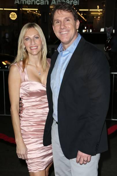 January: Nicholas & Cathy Sparks