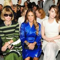 Anna Wintour, Sarah Jessica Parker & Rooney Mara