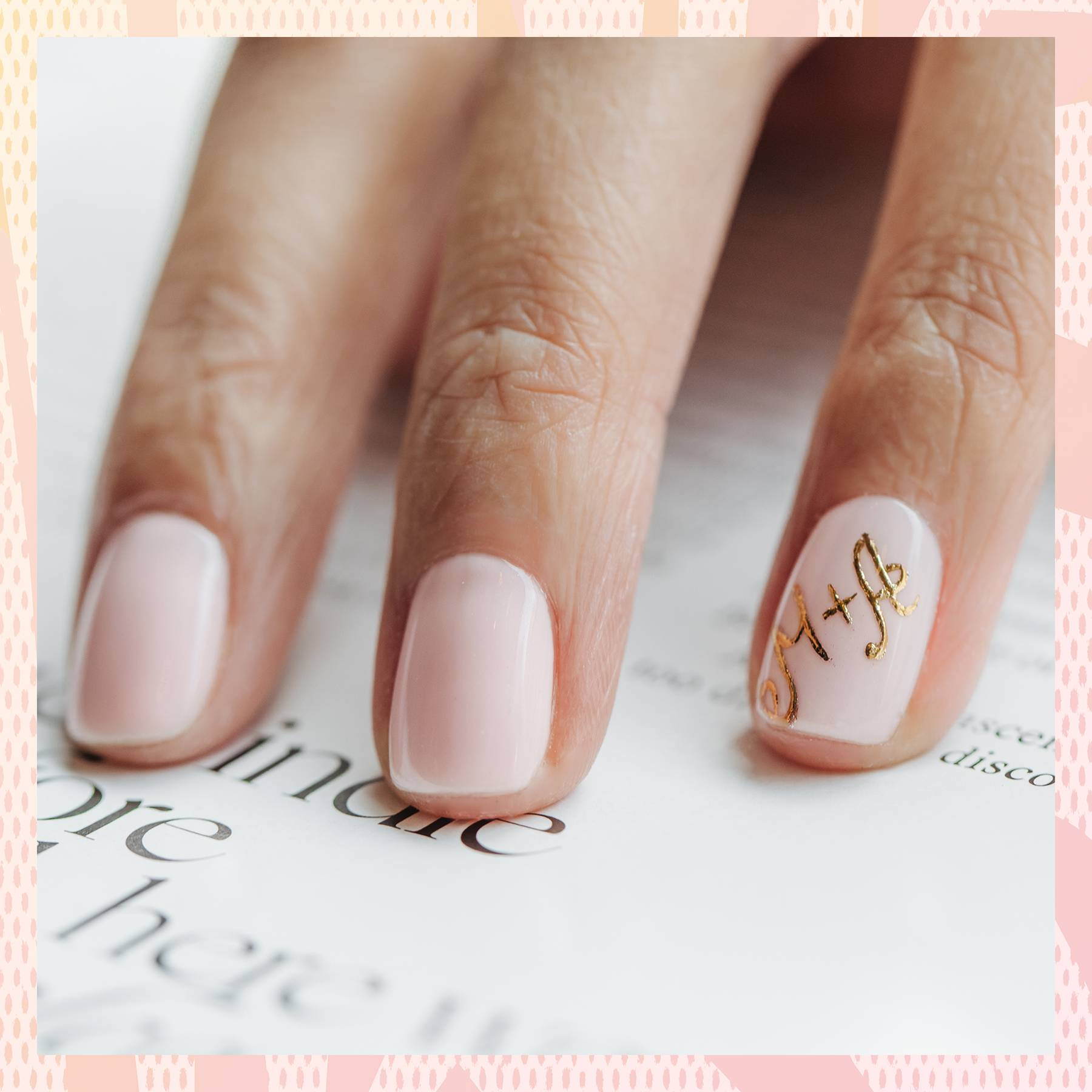 Wedding Nails: Beautiful Nail Art Ideas For Your Big Day   Glamour UK