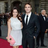 Kelly Brook & Thom Evans