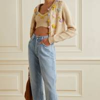 BEST EMBROIDERED CARDIGAN