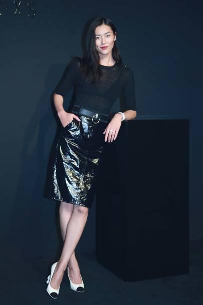 9. Liu Wen