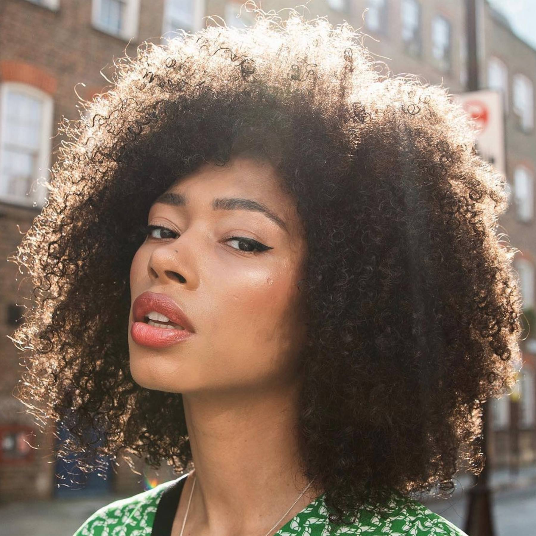 4 Black Women Share Their Very Different Afro Hair Care Routines Glamour Uk