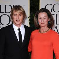 Owen Wilson at the Golden Globes 2012