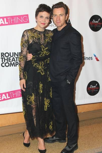 Maggie Gyllenhaal & Ewan McGregor