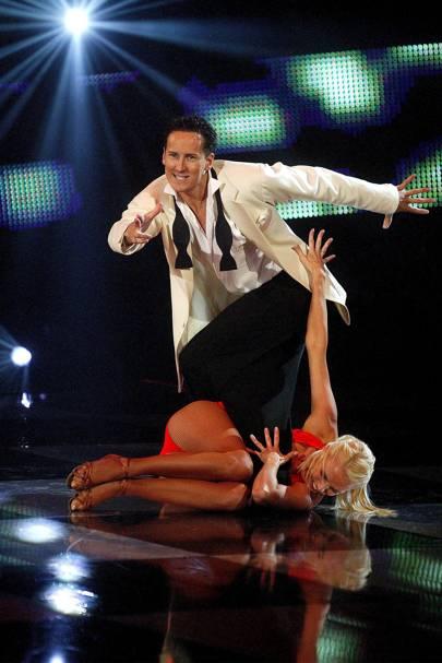 Brendan Cole & Camilla Dallerup