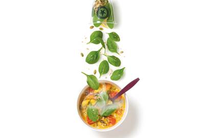 Chicken & Butternut Squash Hot Pot, £6.50, Pret