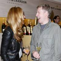 Cat Deeley & Patrick Kielty