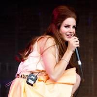 Lana Del Rey performs at Lovebox 2012