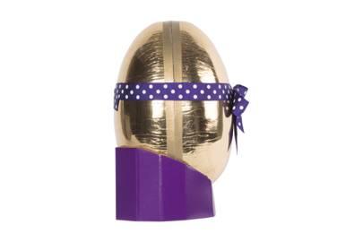Lush Golden Egg