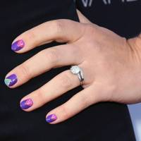 Nail art designs ideas easy tips pictures for manicures our latest inspiration comes straight from the catwalk more specifically jeremy scotts were loving the golden art over red polish prinsesfo Images
