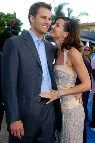 Tom Brady & Bridget Moynahan