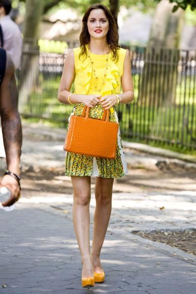 Blair – The Preppy Skirt