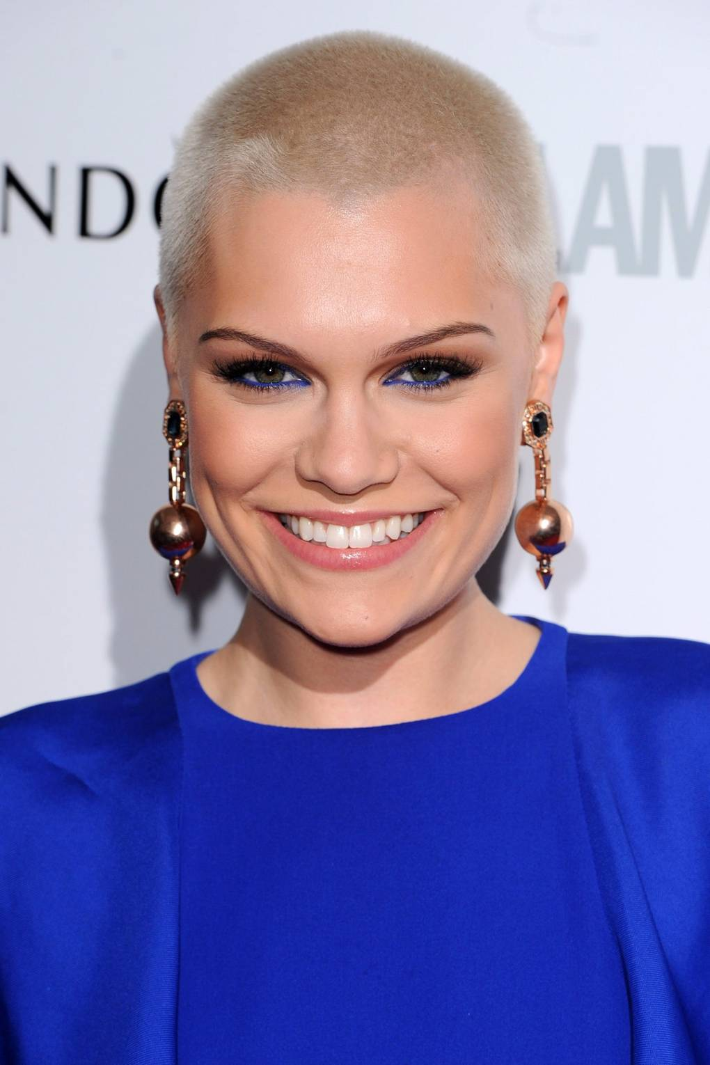 Jessie J Theres No Point Shaving Your Head For Charity If Youre