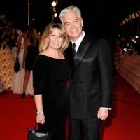 Philip Schofield & Stephanie Lowe