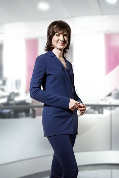 Fiona Bruce - BBC