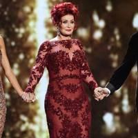 Sharon Osbourne V Cheryl Cole