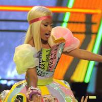Nicki Minaj at the Kids' Choice Awards